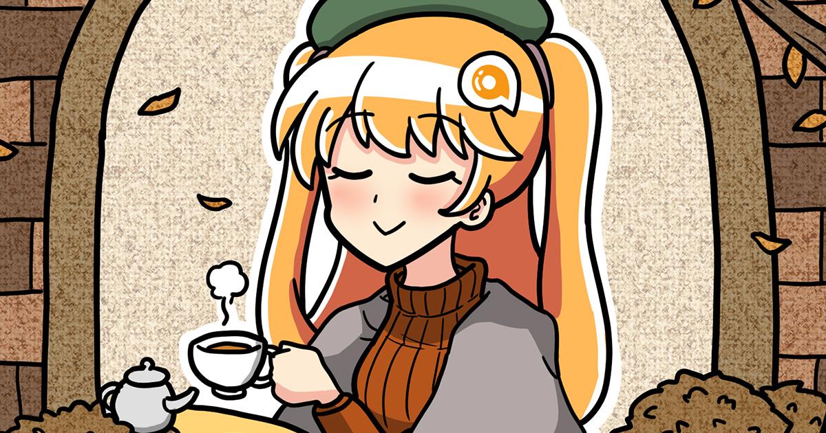 [Manga]第8話 更新!!